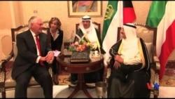 2017-07-11 美國之音視頻新聞:蒂勒森努力化解卡塔爾危機 (粵語)