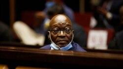 Jacob Zuma a été condamné à 15 mois de prison pour outrage à la justice