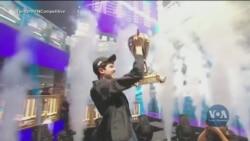 16-річний геймер виграв три мільйона доларів. Відео
