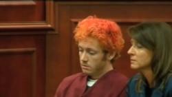 科羅拉多槍擊案件嫌疑人出庭