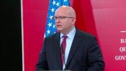 Вашингтон ја потврди поддршката за евроатлантските интеграции на Северна Македонија