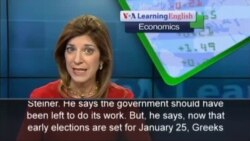 Greeks Prepare for Early Elections