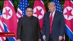 Triều Tiên muốn hòa bình, quan hệ với Mỹ