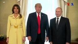 Donald Tramp Vladimir Putini Vaşinqtona dəvət edir