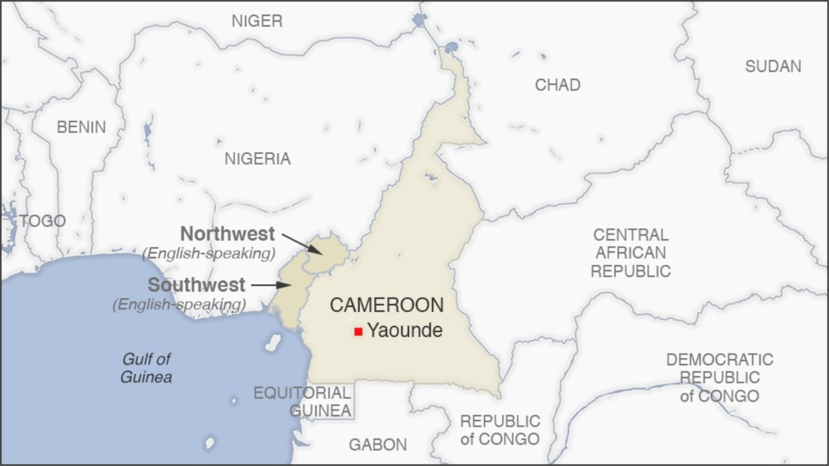 Cameroon Deploys Troops as Separatists Threaten African Nations Championship