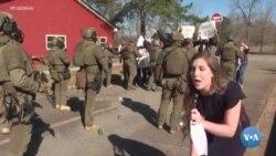 Politsiya va jurnalistlar o'rtasidagi ziddiyat