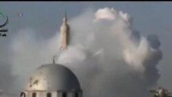 2013-07-09 美國之音視頻新聞: 敘利亞戰鬥持續激烈