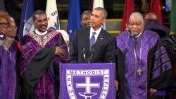 Momentos Obama: Altos e baixos do primeiro Presidente negro dos EUA