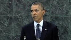奥巴马和鲁哈尼成为联大会议聚焦点