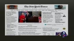 美国五大报头条新闻 (2014年6月11日)