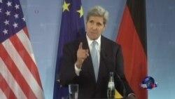 克里同俄罗斯等国商讨叙利亚危机的解决办法