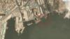 북한 남포 석탄항대형 선박 포착…코로나 사태 이후 2개월만
