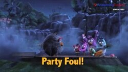 Học tiếng Anh qua phim ảnh: Party Foul - Phim The Angry Birds Movie (VOA)