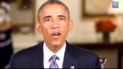 Obama IŞİD'le Mücadelede Kararlı