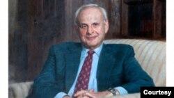 Chân dung ông Leslie H. Gelb (1937-2019) (Ảnh của Hội đồng Đối ngoại Mỹ)