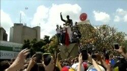2015-09-13 美國之音視頻新聞:委內瑞拉判處反對派領袖14年監禁