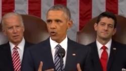 Rais Obama atoa Hotuba yake ya mwisho juu ya Hali ya Taifa