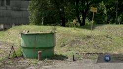США допомагають українцям перевезти радіоактивні відходи з-під Києва. Відео