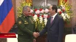 Việt-Nga lên kế hoạch tập trận chung