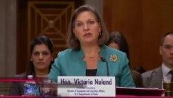 Виктория Нуланд о выполнении Минских соглашений и реформах в Украине