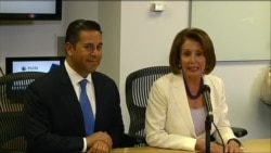 NANCY PELOSI: Voters Should Stay in Line and Have Voices Heard