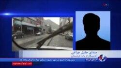 اعتصاب شهرهای مرزی غرب ایران به سقز کشیده شد