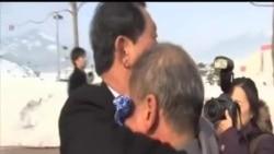 2014-02-25 美國之音視頻新聞: 韓戰離散家人團聚活動星期二結束