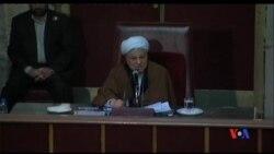 2017-01-09 美國之音視頻新聞: 伊朗前總統拉夫桑賈尼病逝