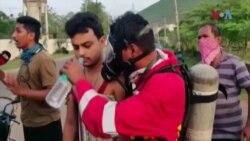 بھارت میں زہریلی گیس سے کئی افراد ہلاک، سیکڑوں متاثر
