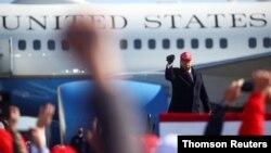 El presidente Donald Trump sufrió el lunes un revés al derogarse una medida que buscaba reformar el sistema de inmigración.