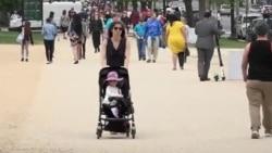 Нула денови породилно отсуство во САД