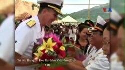 Việt-Mỹ tổ chức hoạt động trao đổi hải quân