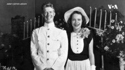 Cimmi və Rozalin Karterin evliliklərinin 75-ci ildönümüdür