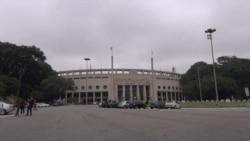 วีโอเอพาชมพิพิธภัณฑ์ฟุตบอลโลกที่บราซิล
