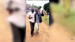 Videwo: Impunzi z'Abanyekongo ntizorohewe aho zikambitse hanze y'ibiro Bya HCR mu Rwanda