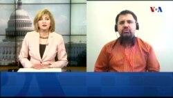 Əhməd Haşimi: Zərifə qarşı sanksiyalar ABŞ-ın İrana təzyiqləri artırdığını göstərir