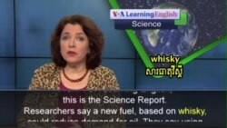 Whisky Byproducts May Fuel Cars