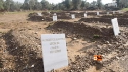 No place to bury refugees in Lesvos