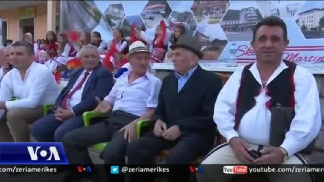 Fushë Arrës, takim në mbështetje të qytetit