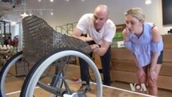 Wheelchair Technology in Tune With Times
