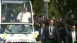 Inhloko yeSonto yeRoma emhlabeni jikelele uPapa Francis