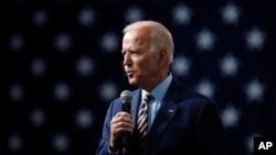 Demokratski predsednički kandidat i bivši potpredsednik SAD Džo Bajden