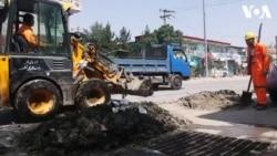 کابل ښار په خپلو ٪۸۵ کثافاتو خاورې اړوي
