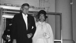 Модата на првите дами за време на претседателските инаугурации