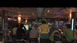 世界杯揭幕 抗議活動持續