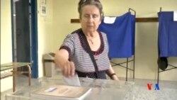 2015-09-20 美國之音視頻新聞:希臘選民星期日投票選舉新一屆政府