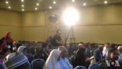 'اسنا' کے صدر کا خطاب