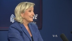 Female, Far-right and Populist: Le Pen Stumps to Be France's Next Leader
