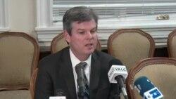 Representante de EE.UU. ante la OEA - Conferencia de prensa