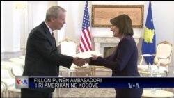 Ambasadori i ri amerikan në Prishtinë